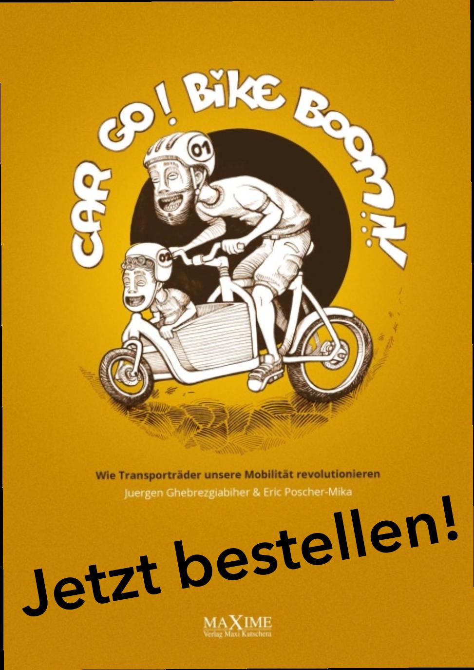 Car Go Bike Boom jetzt bestellen